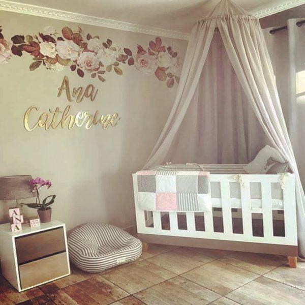 Lielies Nursery Set and SelfHelp Chair